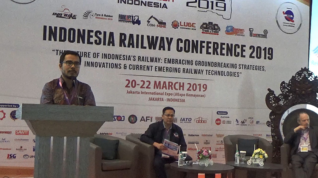 Indonesia Railway Conference 2019