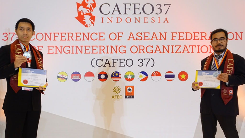 37th Edition Cafeo Conference